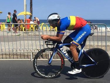 """Eduard Novak, la Campionatul Mondial de paraciclism pe velodrom din Brazilia: """"Sper să urc pe podium"""""""