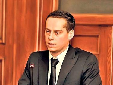 Fiul lui Viorel Hrebenciuc a fost numit în Consiliul de Administrație al Biofarm