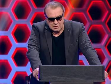 """Gabriel Cotabiță, la iUmor """"Îmi pare rău că nu m-am înscris la Eurovision"""""""