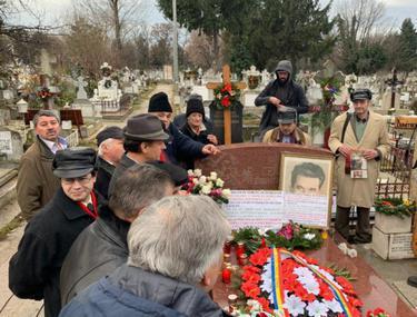 Nicolae Ceaușescu, comemorat de nostalgicii comunismului, la 30 de ani de la Revoluție