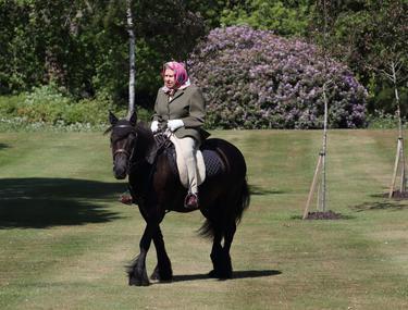 Regina Elisabeta la Windsor FOTO: Hepta