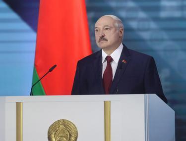 Hackerii au spart site-ul Ministerului de Interne din Belarus. Anunț postat despre Lukașenko