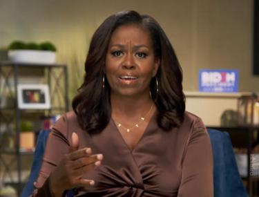 Michelle Obama îl critică pe Donald Trump