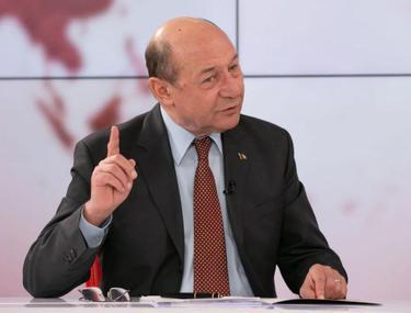 Candidați alegeri locale 2020. Traian Băsescu, candidat PMP la Primăria Capitalei