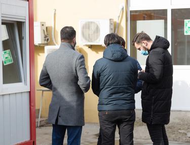 Campania paralelă de imunizare dezvăluită într-un reportaj la Buftea, lângă București