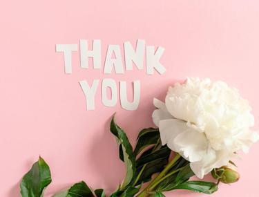"""Mesaje de mulțumire - Cele mai frumoase moduri în care să spui """"Mulțumesc"""""""