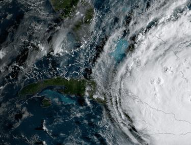 Cum a produs o furtună tropicală cea mai scăzută temperatură înregistrată vreodată