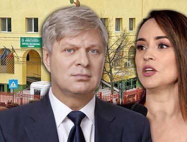 Primarul PSD al sectorului 1 îi plătește Andreei Marin 5.000 de euro pe lună, ca să facă publicitate mascată unui centru medical pentru tratarea nevoiașilor