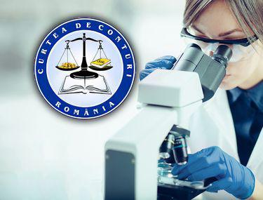 Curtea de Conturi, despre dezastrul din cercetarea românească: finanțări netransparente, pe bază de pile și relații