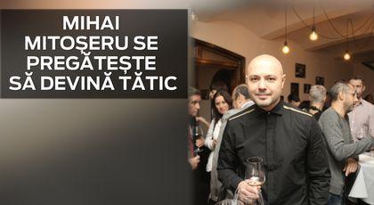 """VIDEO EXCLUSIV/ Mihai Mitoșeru se pregătește să devină tată. """"De astăzi începem să lucrăm"""""""