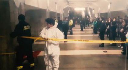Noi detalii șocante despre crima de la metrou. Ce au văzut anchetatorii pe camerele de supraveghere