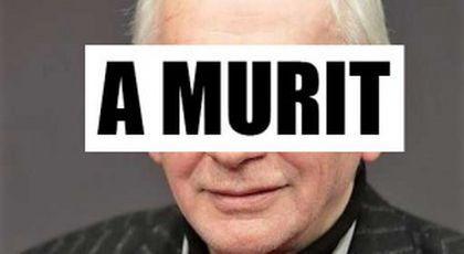 O nouă TRAGEDIE în teatrul românesc! Un MARE ACTOR A MURIT!