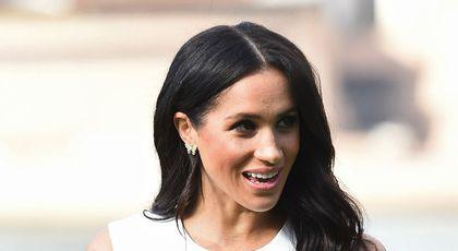 Meghan Markle, omagiu pentru prințesa Diana la prima apariție publică după ce a anunțat că e însărcinată