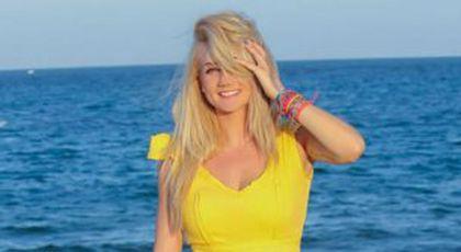 FOTO Ea e sexy-impresara de la Dinamo! S-a iubit cu Gicu Grozav și vine să îi ia fața Anamariei Prodan