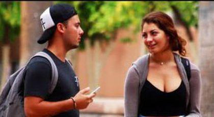 VIDEO Cum reacționează femeile când sunt întrebate pe stradă dacă sunt singure