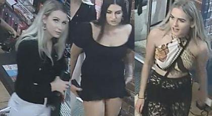 Trei femei căutate de polițiști, după ce au sustras mai multe vibratoare dintr-un magazin. Valoarea pagubei