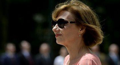 Carmen Iohannis a fost citată din nou la Parchetul General