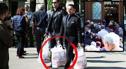 Ce a pus Anamaria Prodan în pachetele de pomană, la înmormântarea mamei sale! A fost bătaie pe ele