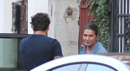 Ce fericită e Elena Băsescu la întâlnirea cu fostul soț!