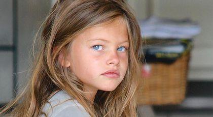 Cum a apărut pe podium la Milano, cea mai frumoasă fetiță din lume. Anunțul neașteptat pe care l-a făcut la doar 17 ani