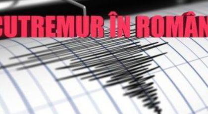 ÎNCĂ UN CUTREMUR în România. A avut intensitatea mai mare decât celelalte de miercuri. Breaking news.
