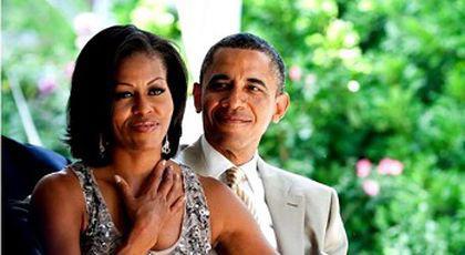 Barack Obama, tribut emoționant pentru ziua de naștere a soției lui, Michelle