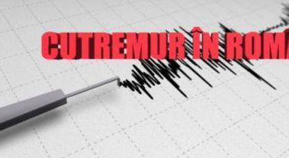 Cutremur în România. Intensitate care îi alarmează pe specialiștii de la INFP. Breaking news.