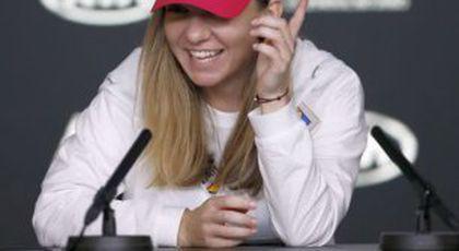 """Simona Halep, gluma după înfrângerea cu Serena Williams: """"Am simțit că m-a lovit trenul"""""""