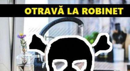 APĂ OTRĂVITĂ în România. PERICOL DE CANCER! Situaţie incredibilă! Breaking news naţional.