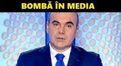 Rareş Bogdan L-A DISTRUS PE DRAGNEA în direct. VA FI AMENDĂ-RECORD de la CNA? Breaking news în media.