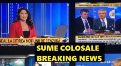 ANTENA 3 A PRIMIT ŞOCUL de la CNA. Amenzi mari pentru Gâdea, Badea, dar şi alţi grei din media. News alert.