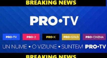 ADIO, PRO TV! De ce DISPARE POSTUL? Avem adevăratele motive care produc ŞOCUL DIN MEDIA. News alert.