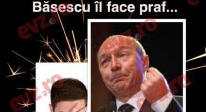 Traian Băsescu face praf marea speranță a PNL la europarlamentare: Nu are caracter!.