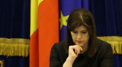 Vine ziua cea mare pentru Kovesi. Soarta ei este în mâinile oficialilor de la Bruxelles.