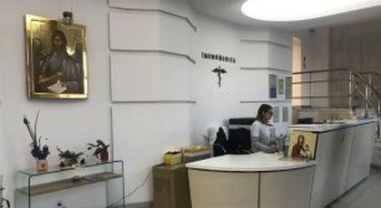 FOTO EXCLUSIV Reportaj la clinica de lux a lui Gigi »Becali spune că multe dintre analize și tratamente le achită din propriul buzunar: