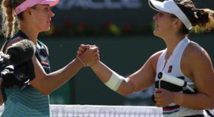 """Angelique Kerber revine cu un mesaj, după ce a numit-o pe Bianca Andreescu """"regina dramelor"""""""