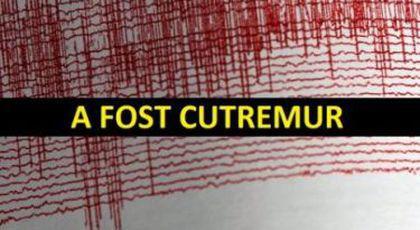 Cutremur în România. La ce adâncime s-a produs seismul. INFP a reacționat imediat.