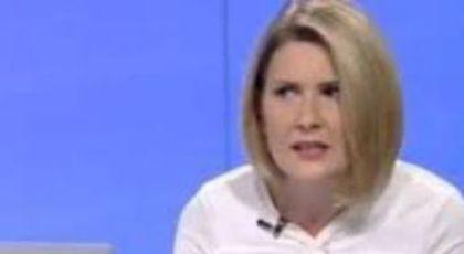 """Contre în direct, la Antena 3. Discuţia a șocat-o pe Stoicescu. """"Dacă-ţi dau un pumn...""""."""