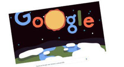 Ziua Pământului, pe Google: schimbarea de pe prima pagină a motorului de căutare