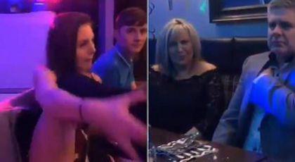 Tânără de 18 ani, scene XXX, cu părinții la masă. Ireal ce a urmat!