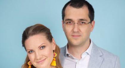 'Ce ne leaga e atat de puternic...' Adevarul despre relatia Melaniei Medeleanu cu Vlad Voiculescu