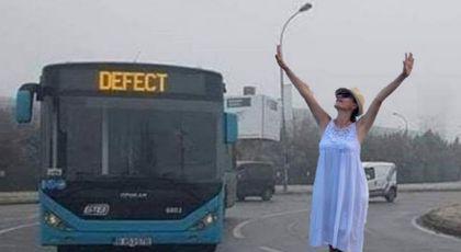 Gabriela Firea, ironizată pentru poza din vacanţă. Cele mai bune meme-uri cu primăriţa Capitalei FOTO