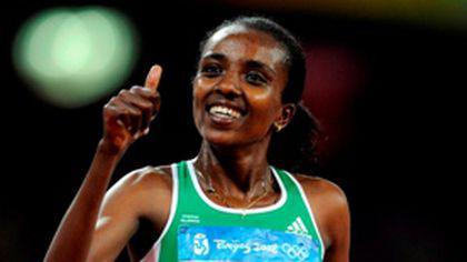 Doi medaliaţi olimpici etiopieni se căsătoresc