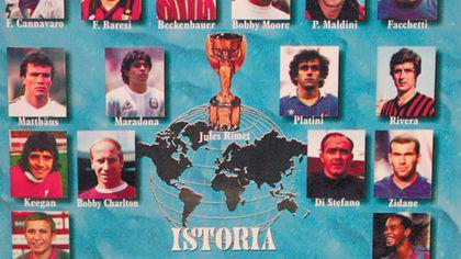 Istoria fotbalului mondial
