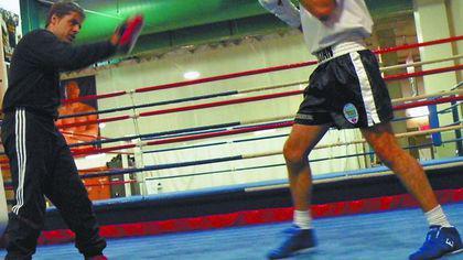 Lucian Bute:«Nu va fi KO!»