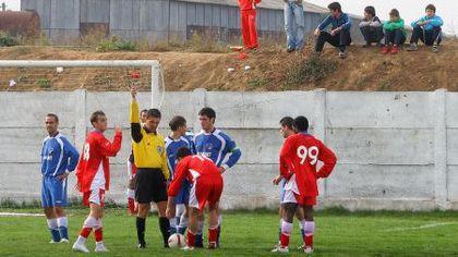 Ilfov: terenurile şi fotbalul mână-n mână