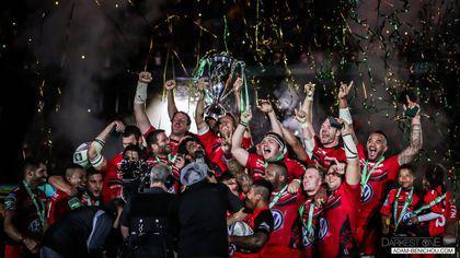 La ultimul său meci de rugby, Jonny Wilkinson a învins echipa lui Mihăiță Lazăr și Adi Lungu