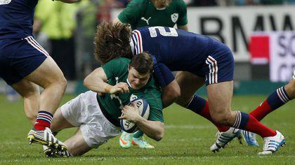 Meciul rundei se joacă la Dublin. Irlanda și Franța repetă pentru Cupa Mondială / VIDEO