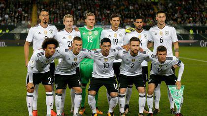 Record de goluri în preliminariile europene pentru Cupa Mondială 2018. Germania și Belgia au marcat cât România în trei campanii