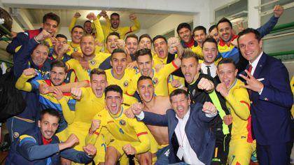 Bosnia - Portugalia 3-1 și Liechtenstein - Elveția 0-2, în preliminariile pentru Europeanul de tineret din 2019